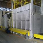 Fornos industriais para tratamento térmico
