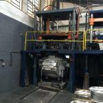 Máquina de injetar alumínio baixa pressão