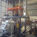 Reforma de máquina injetora baixa pressão