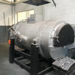 Forno barril