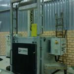 Forno câmara para tratamento térmico