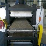 Forno de secagem industrial